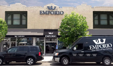 Our Locations   Emporio Clothing